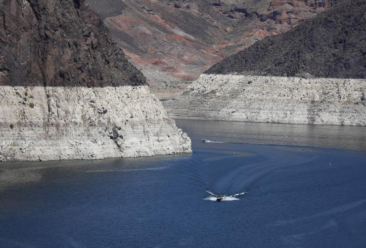 Lake Mead Water Supply