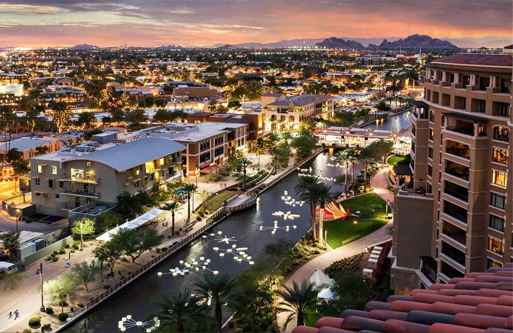 Scottsdale Voted Best City to Retire in America