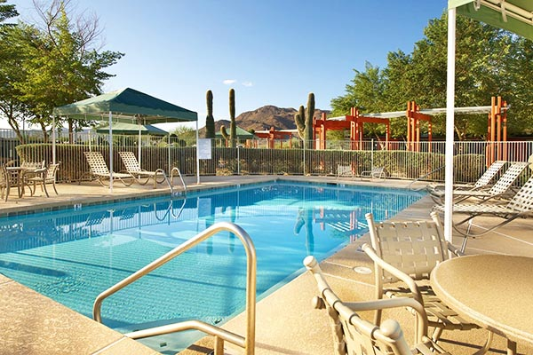 Eagle View RV Resort in Fort McDowell