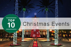 Top 10 Christmas Events in Arizona