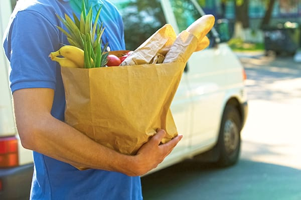 Food and Grocery Delivery in Arizona