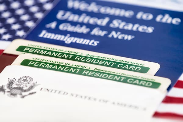 Getting a U.S. Green Card for Canadians