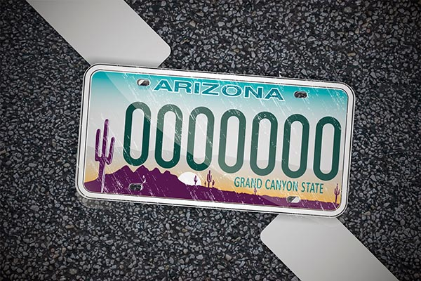 Arizona Licensing and Insurance for Canadian Vehicles