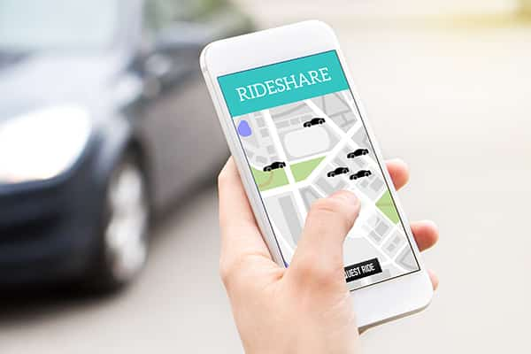 Arizona Ride Share Services for Canadians