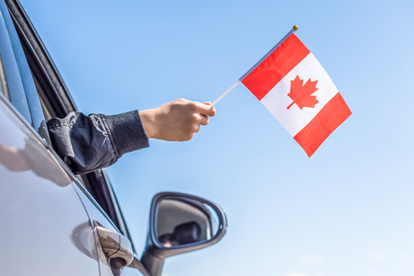 Importing a U.S. Vehicle to Canada